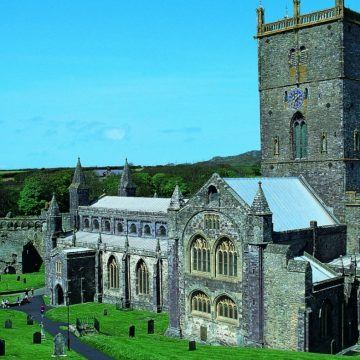 St Davids Cathedral